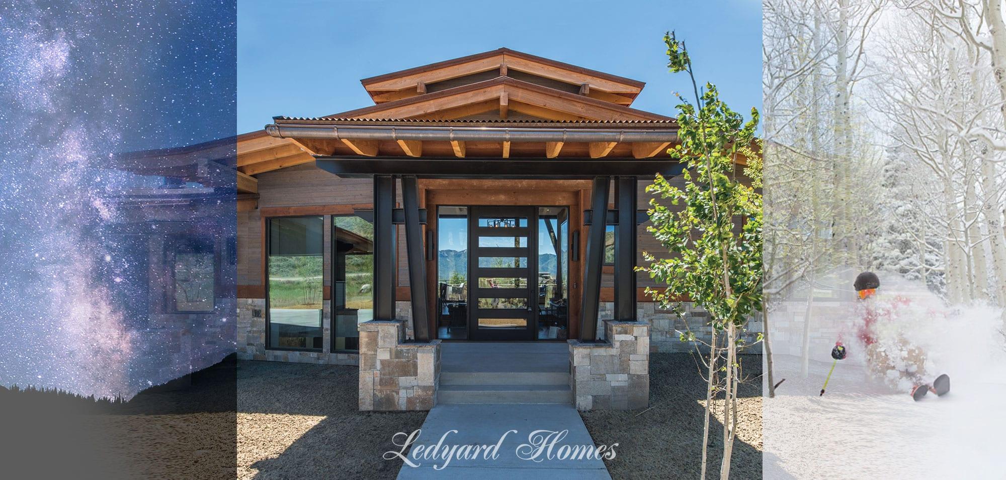 best custom home builder in Park City Utah