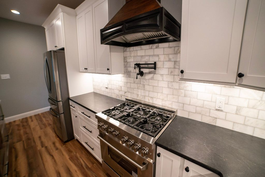 Kitchen Schaper home