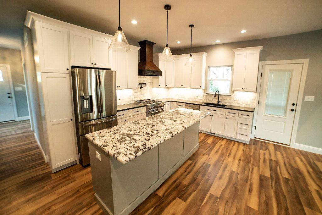 Schaper Kitchen St Louis Custom Home